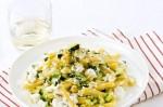 Caserecce Ricotta e Zucchine